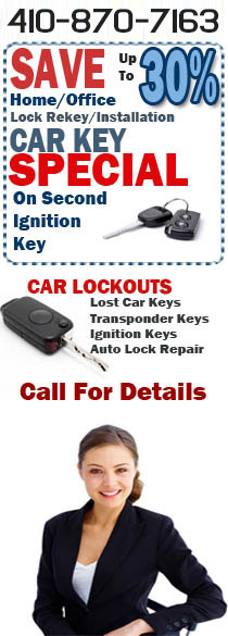 Emergency Locksmith Towson